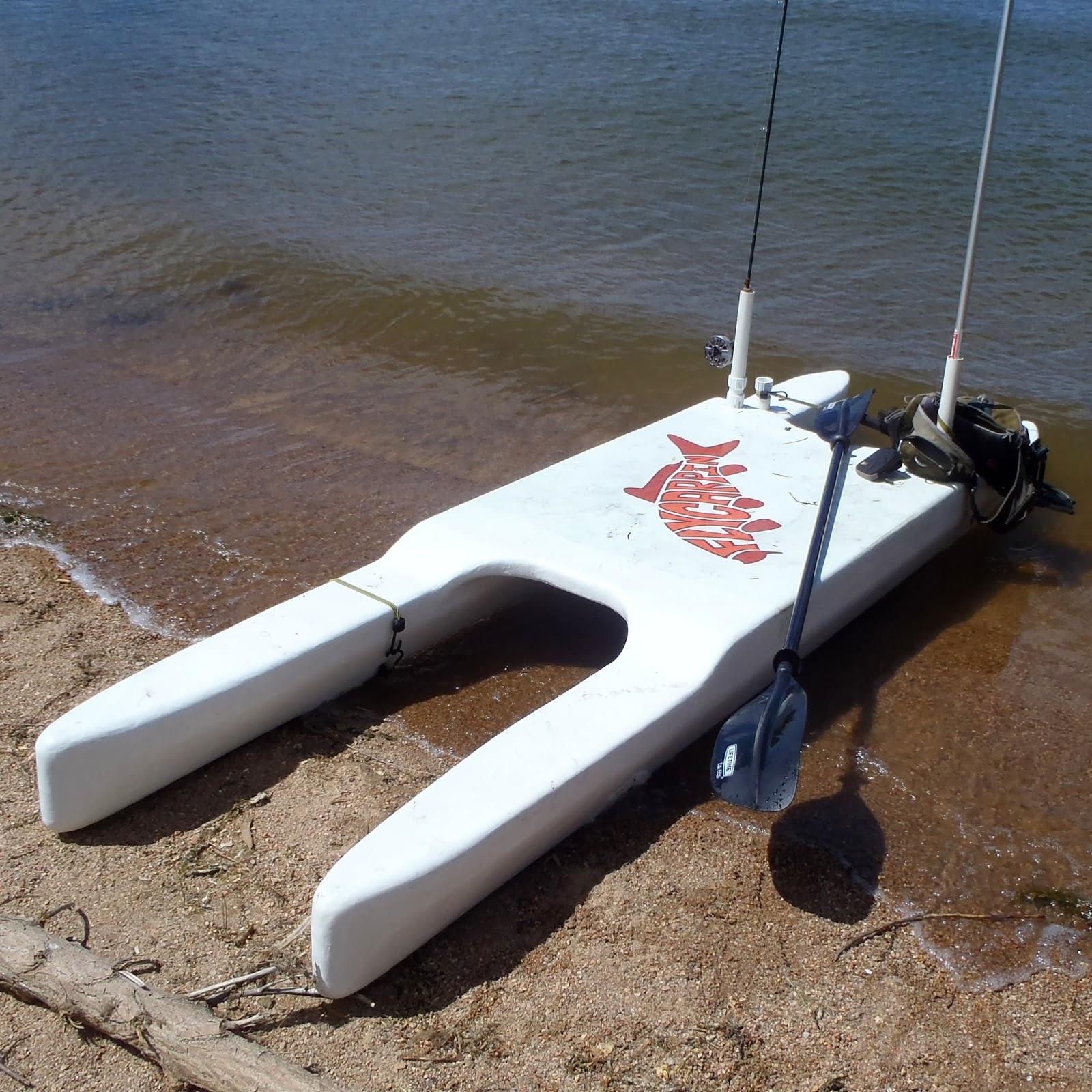 fly carpin diy standamaran stand up paddleboard plans. Black Bedroom Furniture Sets. Home Design Ideas