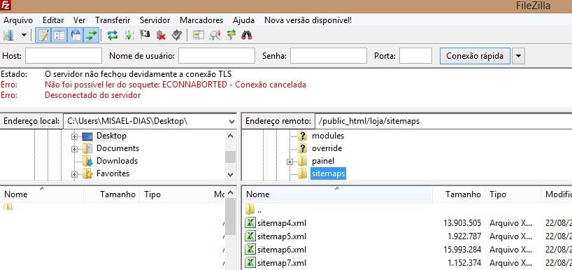 blog do ctmd ti ctmd eshop como gerar sitemap gerador de