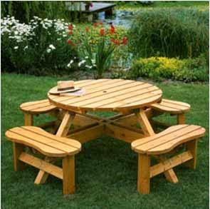 modelos de muebles de madera para el jardín, como hacer un comedor para mi jardín, un mueble bonito de madera para usar en el jardin