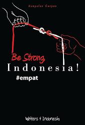 Buku Kumpulan Cerpen  jilid 4 untuk Indonesia by Writers Indonesia