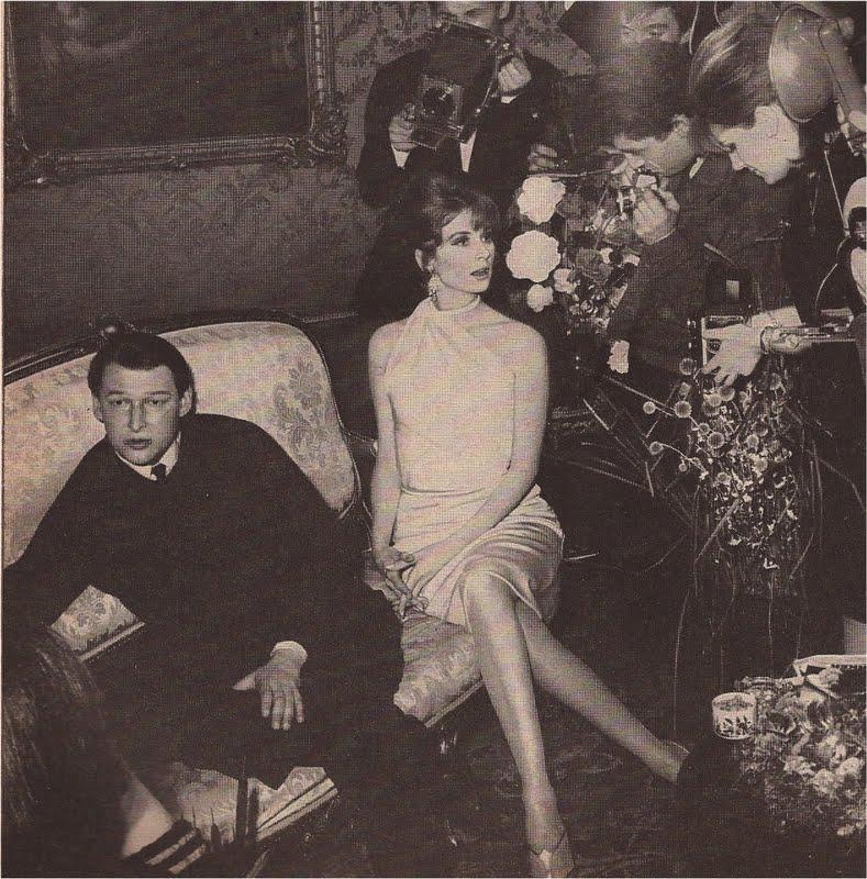 Egon Von Furstenberg Lynn Marshall