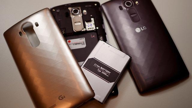Fotos y características y especificaciones del nuevo smartphone LG G4