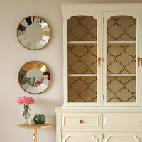 Drab To Fab Hutch Makeover!