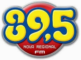 ouvir a Rádio Nova Regional FM 89,5 Tietê SP