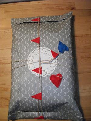 hediye paketi süsleme
