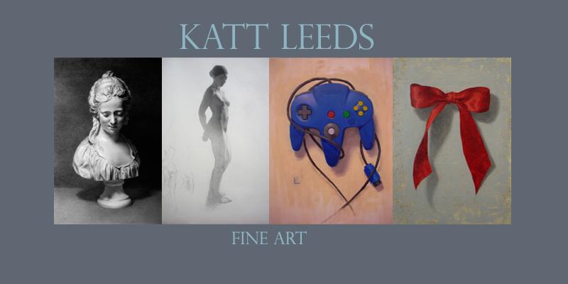 Katt Leeds Fine Art