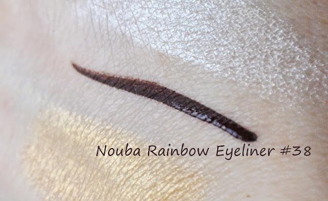 Nouba Rainbow Eyeliner #38