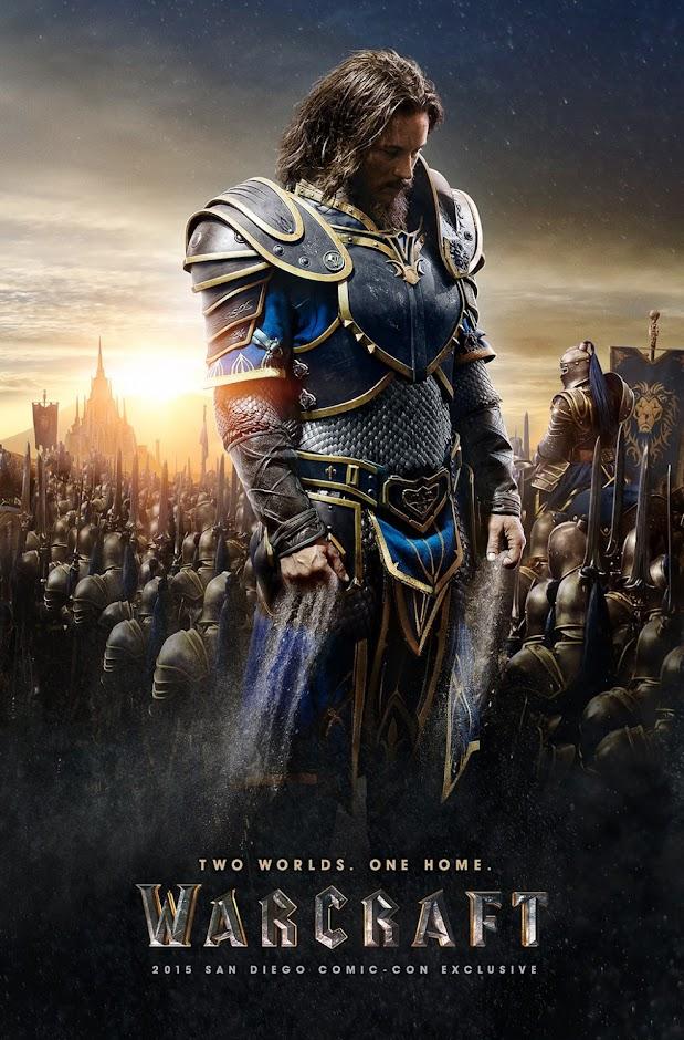 Pôsteres de Warcraft o filme