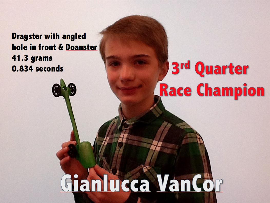 Gianlucca VanCour 0.834 seconds