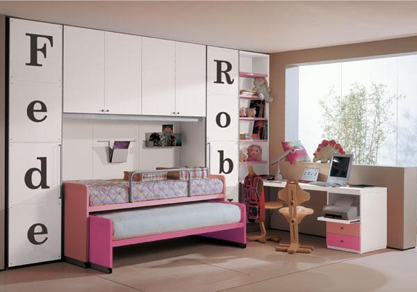 Bonetti camerette bonetti bedrooms camerette doppie for Camerette doppie