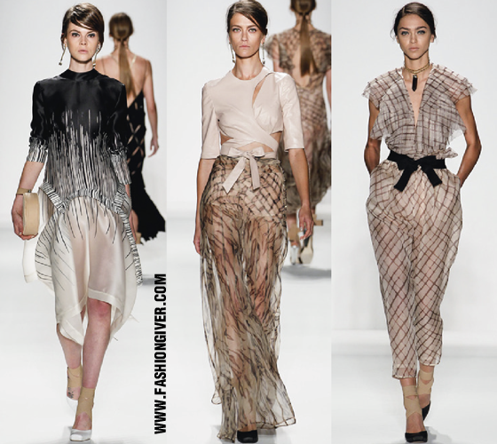 Zimmermann Collection Spring Summer 2014