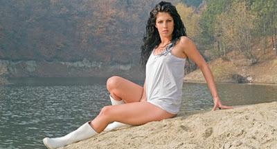 """Гергана Райчевска  """"Мис Силикон"""" за 2010"""