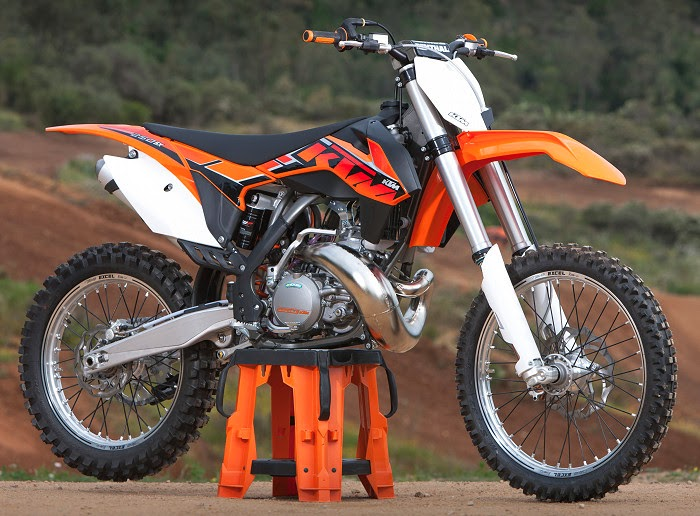 KTM 250SX UPcming Bike Models