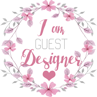 Guest designer/ ПД в блоге HappyBunny