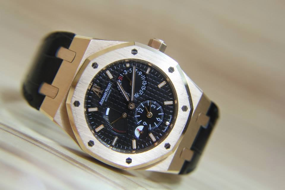 Audemars Piguet Royal Oak Dual Time ref. 26120OR.OO.D002CR.01