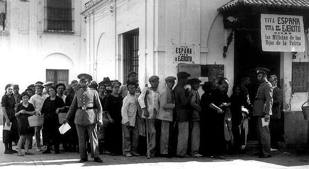 Barcelona ahora y siempre el racionamiento 1939 1952 for Racionamiento de luz en aragua