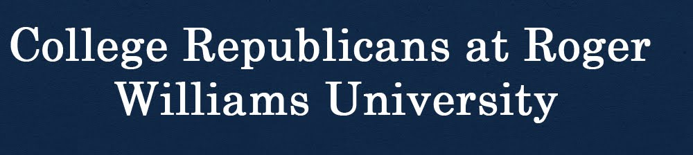 College Republicans at Roger Williams University