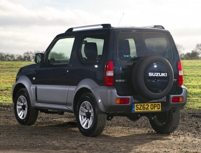 suzuki jimny diesel autos weblog. Black Bedroom Furniture Sets. Home Design Ideas