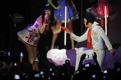 Foto-Foto Konser Katy Perry
