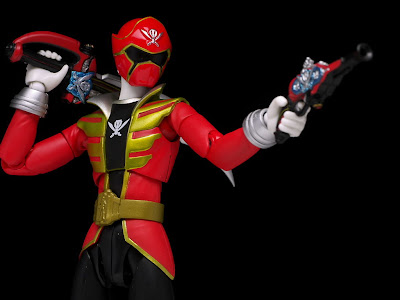Gokaiger Gokai Red review
