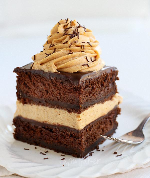 Chocolate Coconut Cupcakes   i am baker