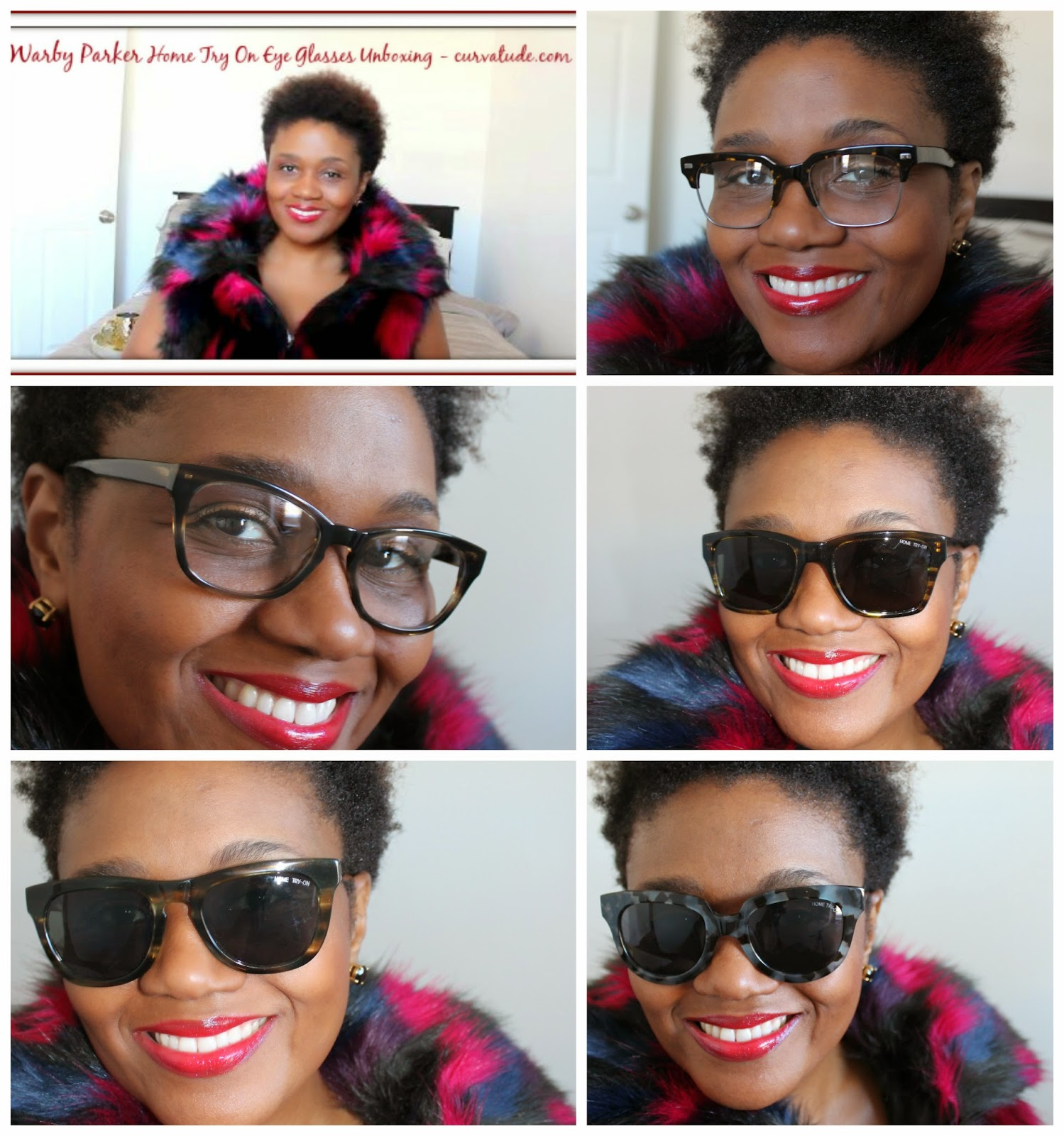 Warby Parker Home Try On Program Review Curvatude