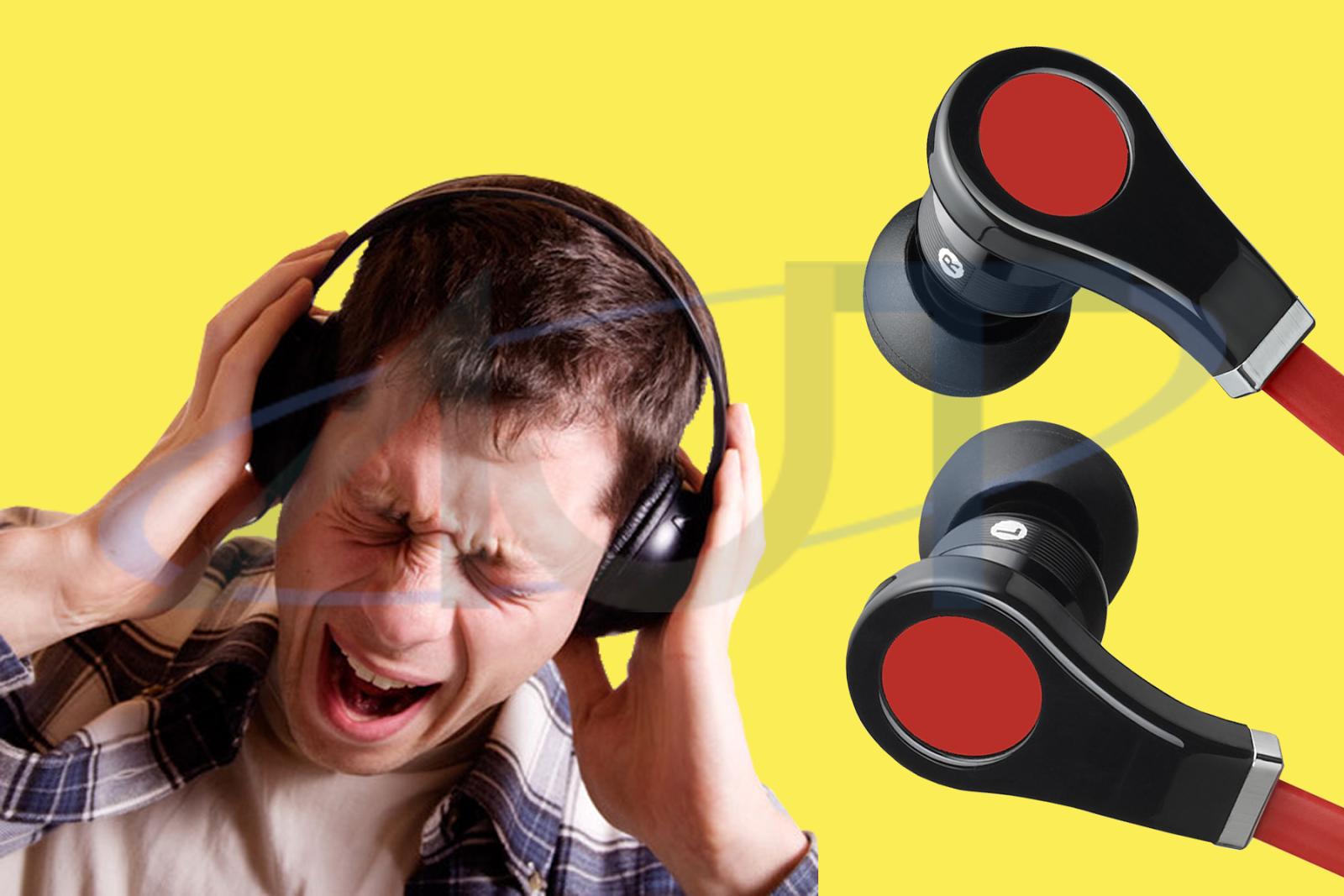Bahaya Menggunakan Earphone/Headphone Terlalu Berlebihan