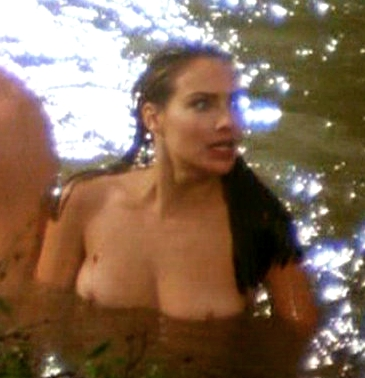 Claire forlani boobs