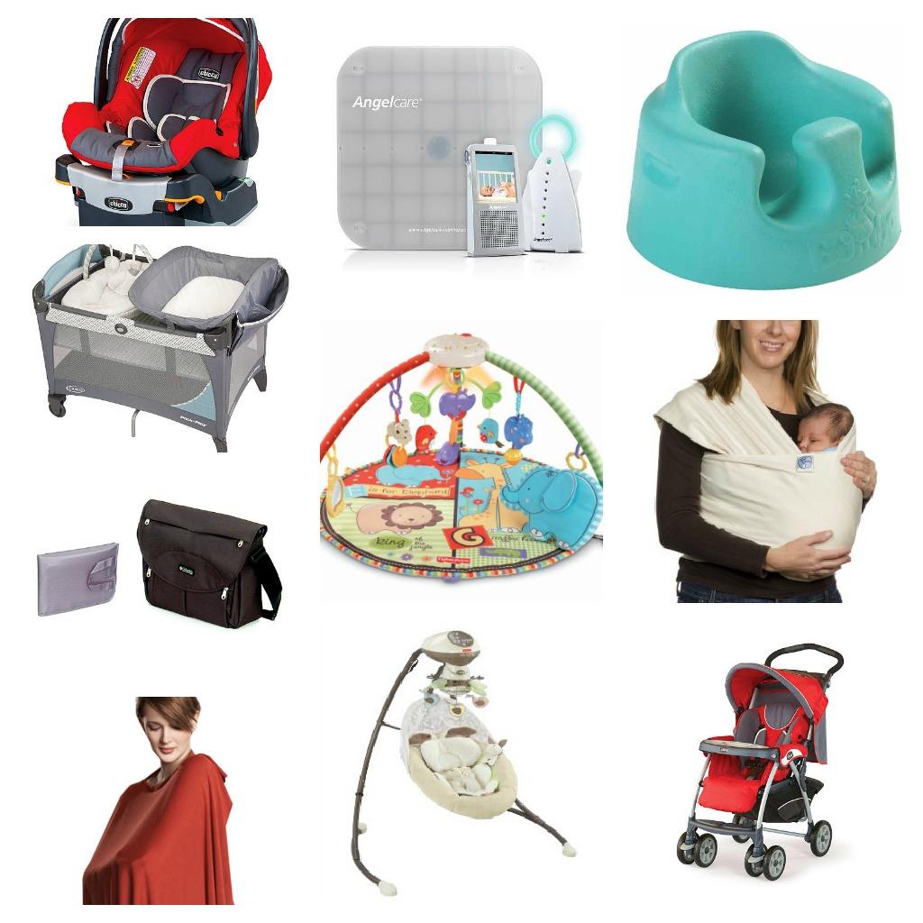Ten June: My Favorite Baby Gear Items {Birth to Three Months