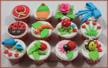 KELAS CUP CAKE - RM220