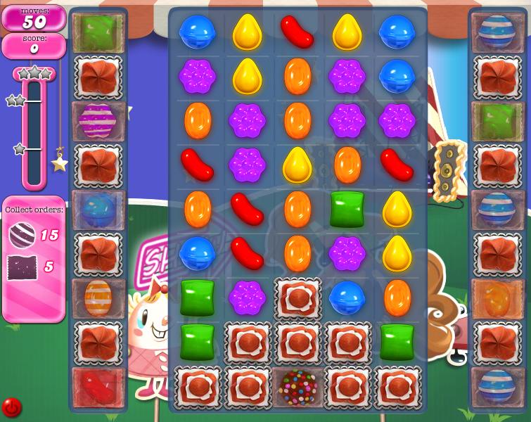Level 405 | Candy Crush tips level 405
