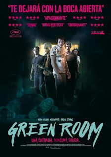 Habitación verde (Green Room)