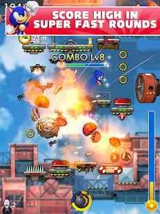 Sonic Jump Fever Full Apk İndir