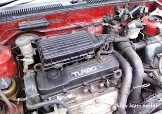 Dijual - holden gemini turbo 1989, Agung Ngurah Car