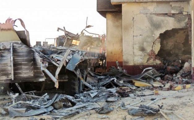 تفاصيل حادث سيناء - مقتل 30 واصابة 45 في هجوم علي مقرات امنية بسيناء
