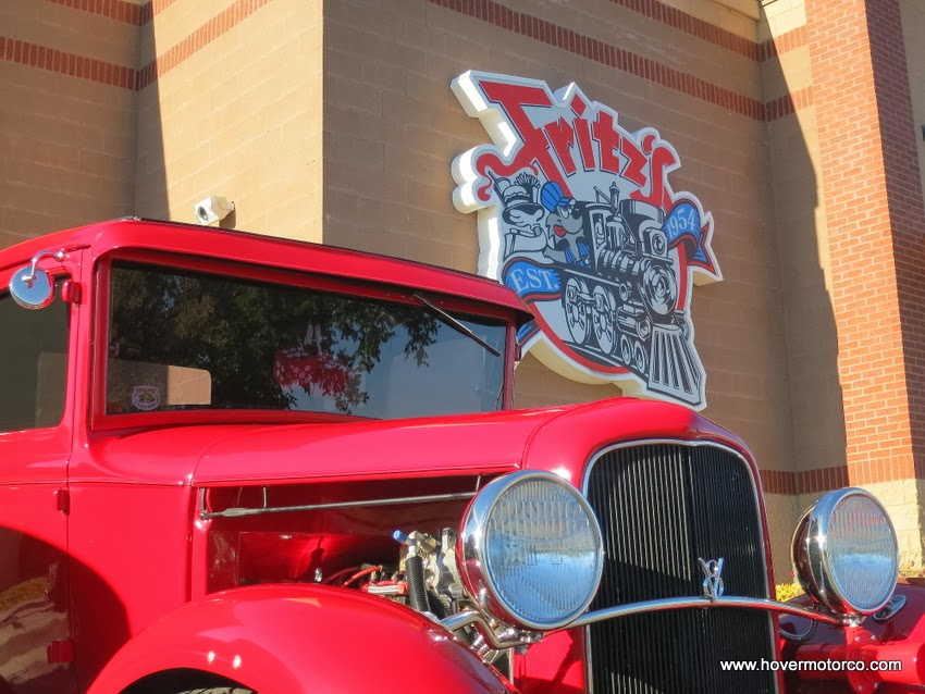 Keeping the flame lit at the Fritz's Cruise in Shawnee