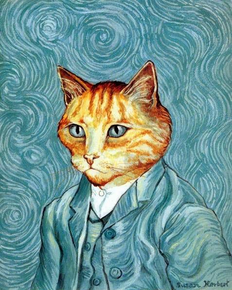 Gato de Susan Herbert
