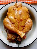 Курица гриль по-домашнему