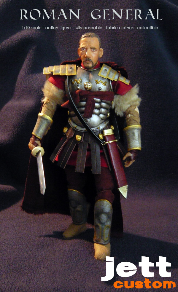 Madelman custom - General Romano