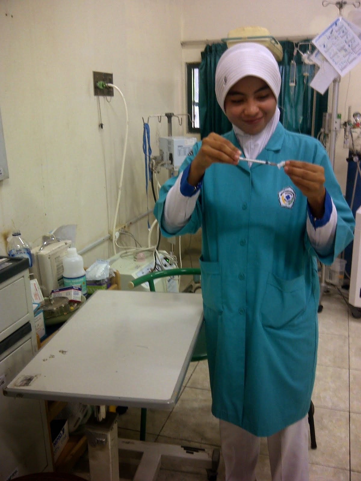 Retty Rahmadhani Halimah,AMd.Keb