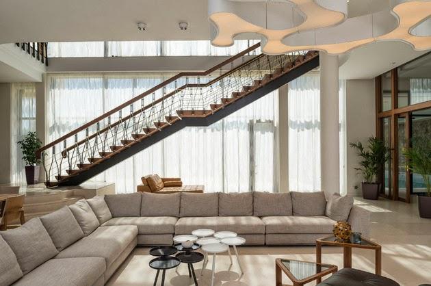 Desain Rumah Mewah Minimalis