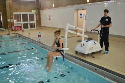 Disability Swimming Access