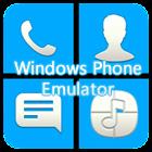 Aplicación Windows Phone emulator