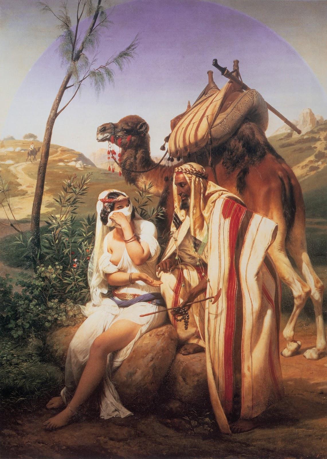 Judah and Tamar (1840)