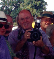 Royal photographer Arthur Edwards - Daily Telegraph 28th July 2001
