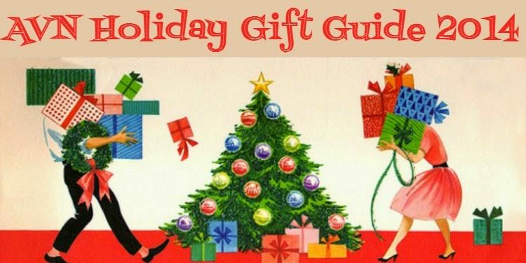A Vintage Nerd, Vintage Blog, Christmas Gift Guide