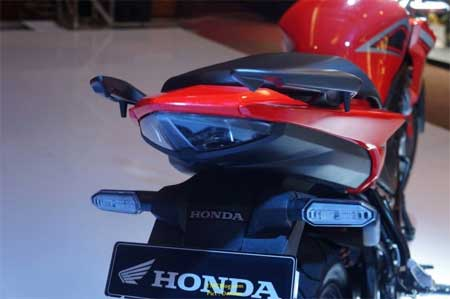 headlamp CB150R