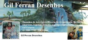 Gil Ferran Desenhos