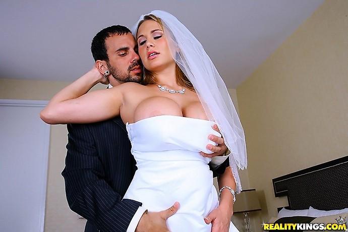 busty bride fuck gif