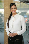 Meenakshi Dixit Photo Gallery at Mini Melts Ice cream Launch-thumbnail-3